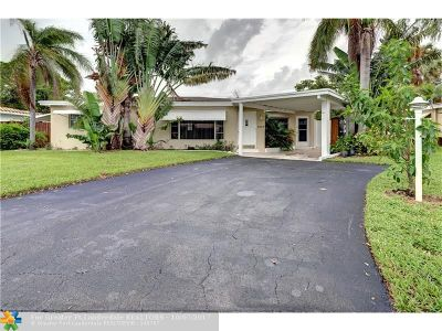Pompano Beach Single Family Home For Sale: 1349 SW 1st Ave