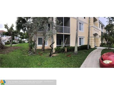 Coral Springs Condo/Townhouse For Sale: 11721 W Atlantic Blvd #701