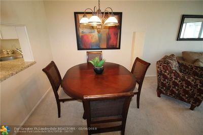 Lauderdale By The Sea Condo/Townhouse For Sale: 1501 S Ocean Blvd #317