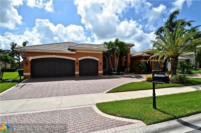 Davie Single Family Home For Sale: 15192 SW 40th St