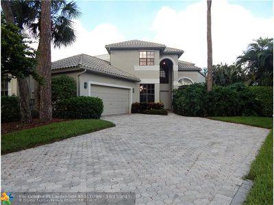 Boca Raton Single Family Home For Sale: 2405 NW 64