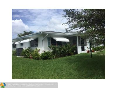 Plantation Condo/Townhouse For Sale: 1061 NW 87th Ave #A-131
