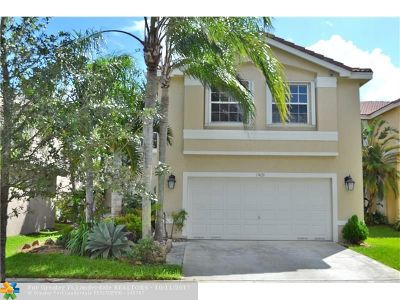 Miramar Single Family Home For Sale: 17428 SW 20th Ct
