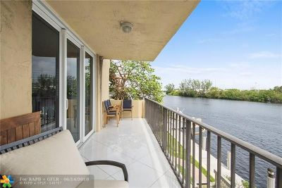 Fort Lauderdale Condo/Townhouse For Sale: 1170 N Federal Hwy #201
