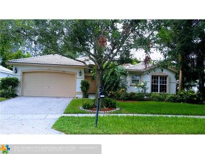 Boynton Beach Single Family Home For Sale: 11553 Pamplona Blvd