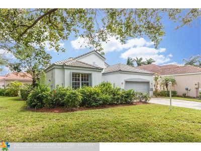 Parkland Single Family Home Backup Contract-Call LA: 8018 NW 66th Ter