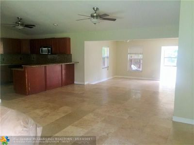 Fort Lauderdale Single Family Home For Sale: 500 SW 18th Ave