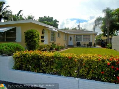 Fort Lauderdale Multi Family Home For Sale: 1517 NE 5th Ave