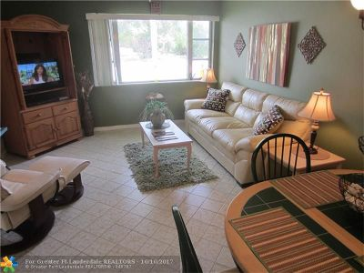 Pompano Beach FL Rental For Rent: $1,400