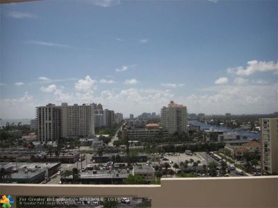 Fort Lauderdale Condo/Townhouse For Sale: 3233 NE 34th St #1410