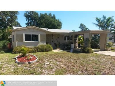 Dania Multi Family Home For Sale: 278 SW 9th St