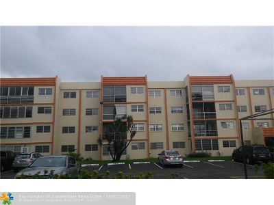 Lauderhill Condo/Townhouse For Sale: 2301 NW 41st Ave #202