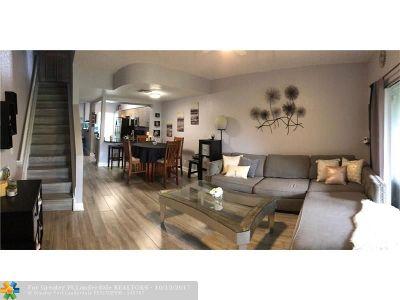Tamarac Condo/Townhouse For Sale