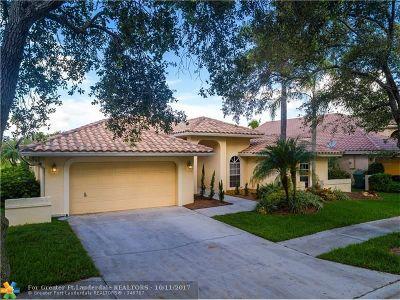 Weston Single Family Home Backup Contract-Call LA: 1227 Terrystone Ct