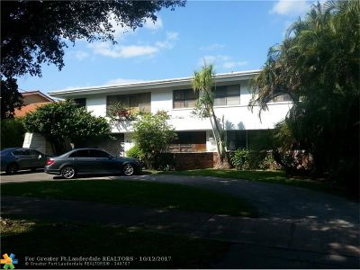Coral Gables Single Family Home For Sale: 905 S Alhambra Cir