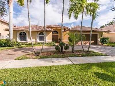 Pembroke Pines Single Family Home Backup Contract-Call LA: 17335 SW 13th St