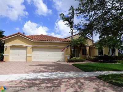 Miramar Single Family Home For Sale: 3699 SW 144th Ave