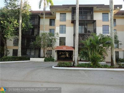 Lauderhill Condo/Townhouse For Sale: 5530 NW 44 Street #401