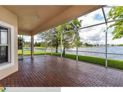Coral Springs Single Family Home Backup Contract-Call LA: 4753 NW 119th Ave