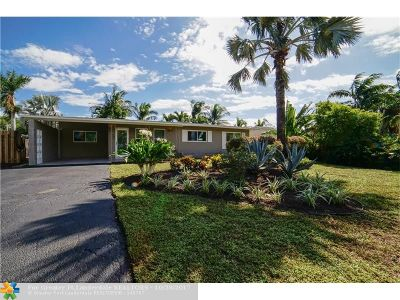 Wilton Manors Single Family Home Backup Contract-Call LA: 2624 NW 5th Ave