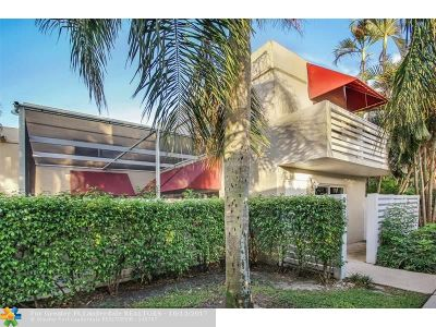 Broward County Condo/Townhouse Backup Contract-Call LA: 517 NW 98th Ave #517