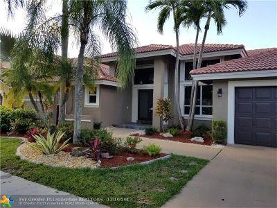 Weston Single Family Home Backup Contract-Call LA: 1135 Fairfax Ln