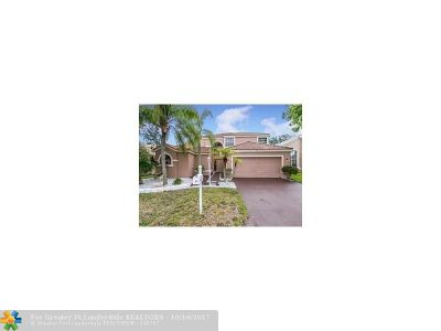 Coral Springs FL Single Family Home For Sale: $398,500