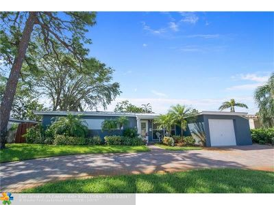 Fort Lauderdale Single Family Home For Sale: 1721 SW 23rd Ave