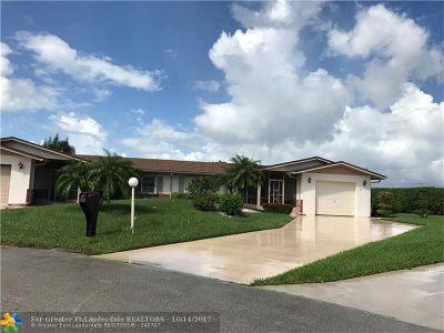 Delray Beach Single Family Home For Sale: 6257 Overland Pl