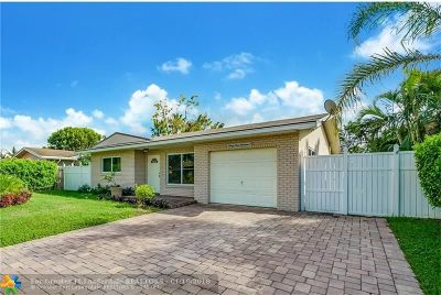 Fort Lauderdale Single Family Home For Sale: 3300 NW 66th St