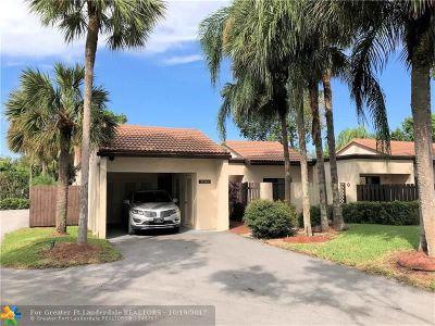 Boca Raton FL Single Family Home For Sale: $269,000