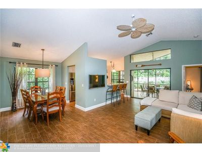 Delray Beach Single Family Home For Sale: 292 Sherwood Forest Dr