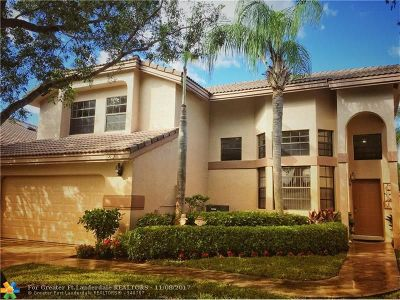 Plantation Single Family Home For Sale: 10411 NW 12th Ct