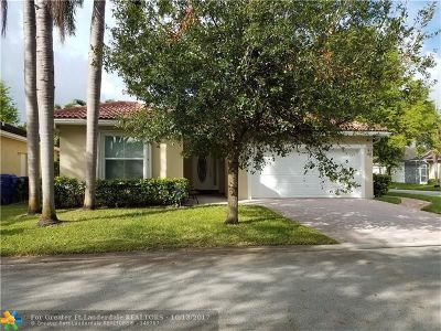 Broward County Single Family Home For Sale: 3305 SW 51st St