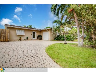 Broward County Single Family Home For Sale: 2036 NW 37th St