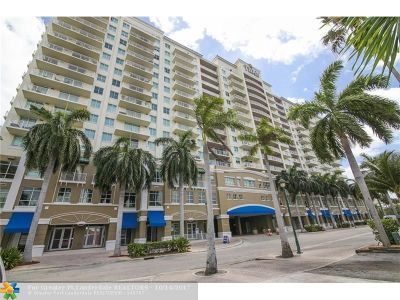Fort Lauderdale Condo/Townhouse For Sale: 3020 NE 32nd Ave #1014
