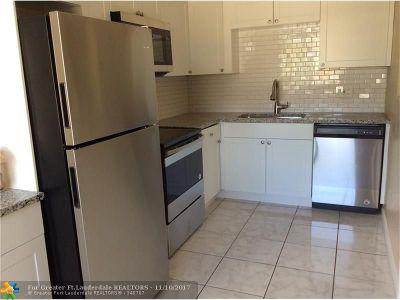 Pompano Beach Single Family Home For Sale: 1230 NE 40th St
