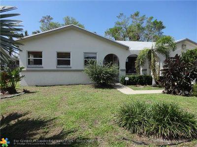 Boca Raton Single Family Home Backup Contract-Call LA: 22115 SW 58th Ave