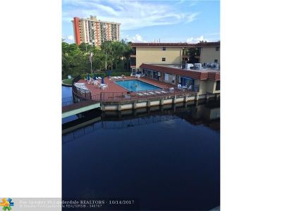 Fort Lauderdale Condo/Townhouse For Sale: 1752 NW 3rd Ter #315C