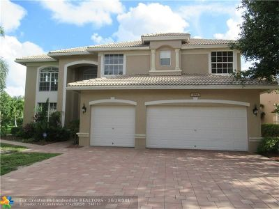 Coral Springs Single Family Home For Sale: 5891 NW 54th Cir