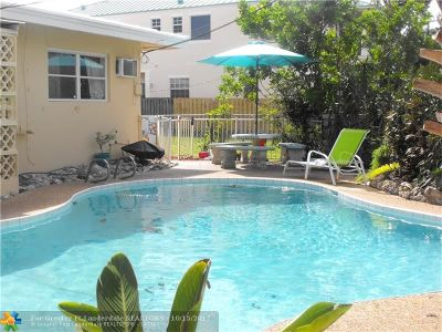 Lauderdale By The Sea Multi Family Home For Sale: 4561 Poinciana St