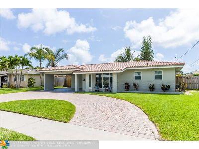 Pompano Beach Single Family Home For Sale: 440 SE 6th Ave
