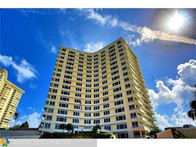 Boca Raton Condo/Townhouse For Sale: 600 S Ocean Blvd #302