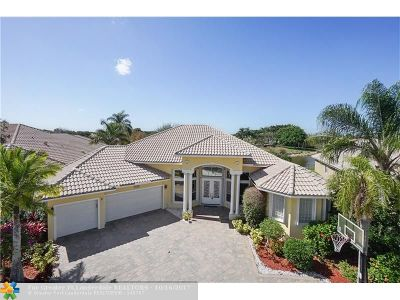 Boca Raton Single Family Home For Sale: 21669 Fall River Dr