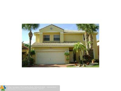 Boca Raton Single Family Home For Sale: 10409 Buena Ventura Dr