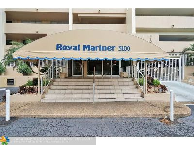Fort Lauderdale Condo/Townhouse For Sale: 3100 NE 49 St. #803