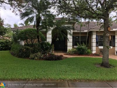 Davie Single Family Home For Sale: 4002 SW 141st Ave