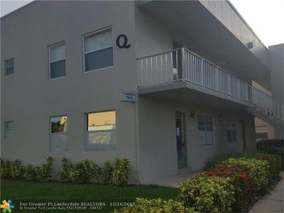 Delray Beach Condo/Townhouse For Sale: 792 Flanders Q #792