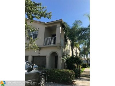 Miramar Condo/Townhouse For Sale: 4272 SW 131st Ln #1320