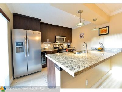 North Lauderdale Condo/Townhouse Backup Contract-Call LA: 8409 N Coral Cir #8409